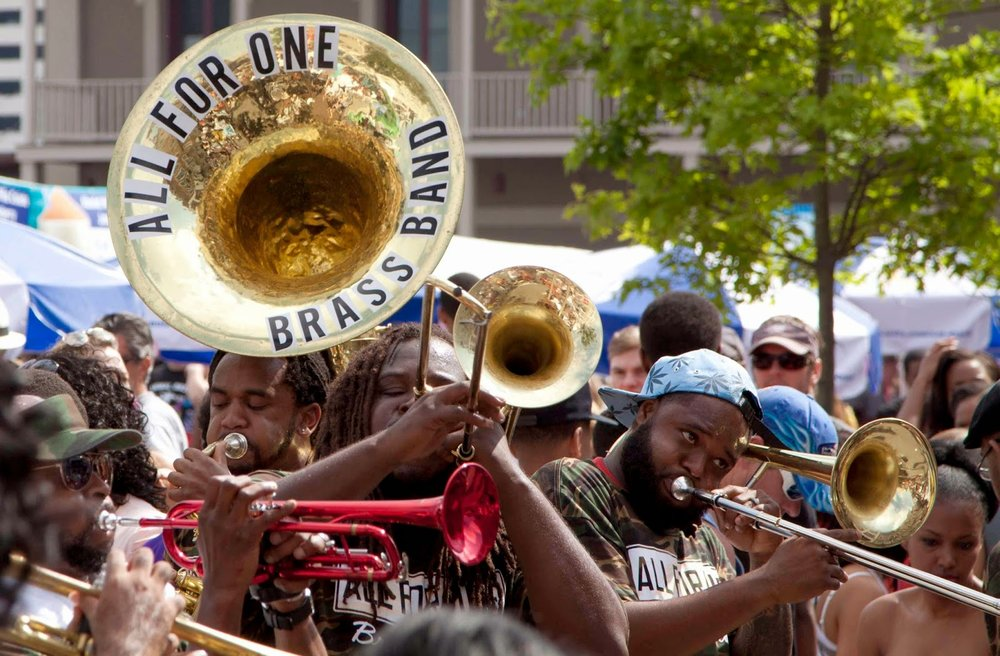All for One Brass Band