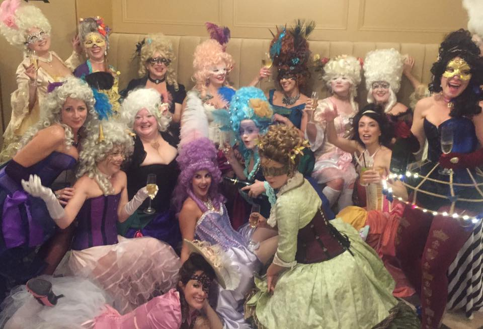 Krewe of the Merry Antoinettes