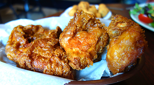 Fried Chicken - Poulet Frit