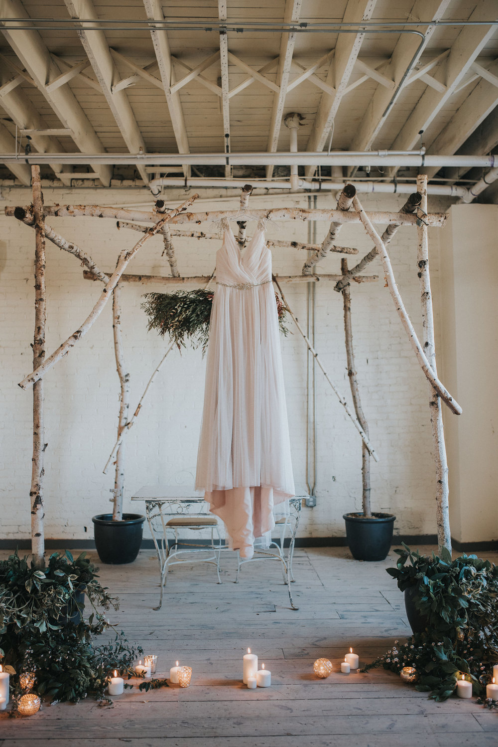 Ethereal Styled Shoot at Brik Venue