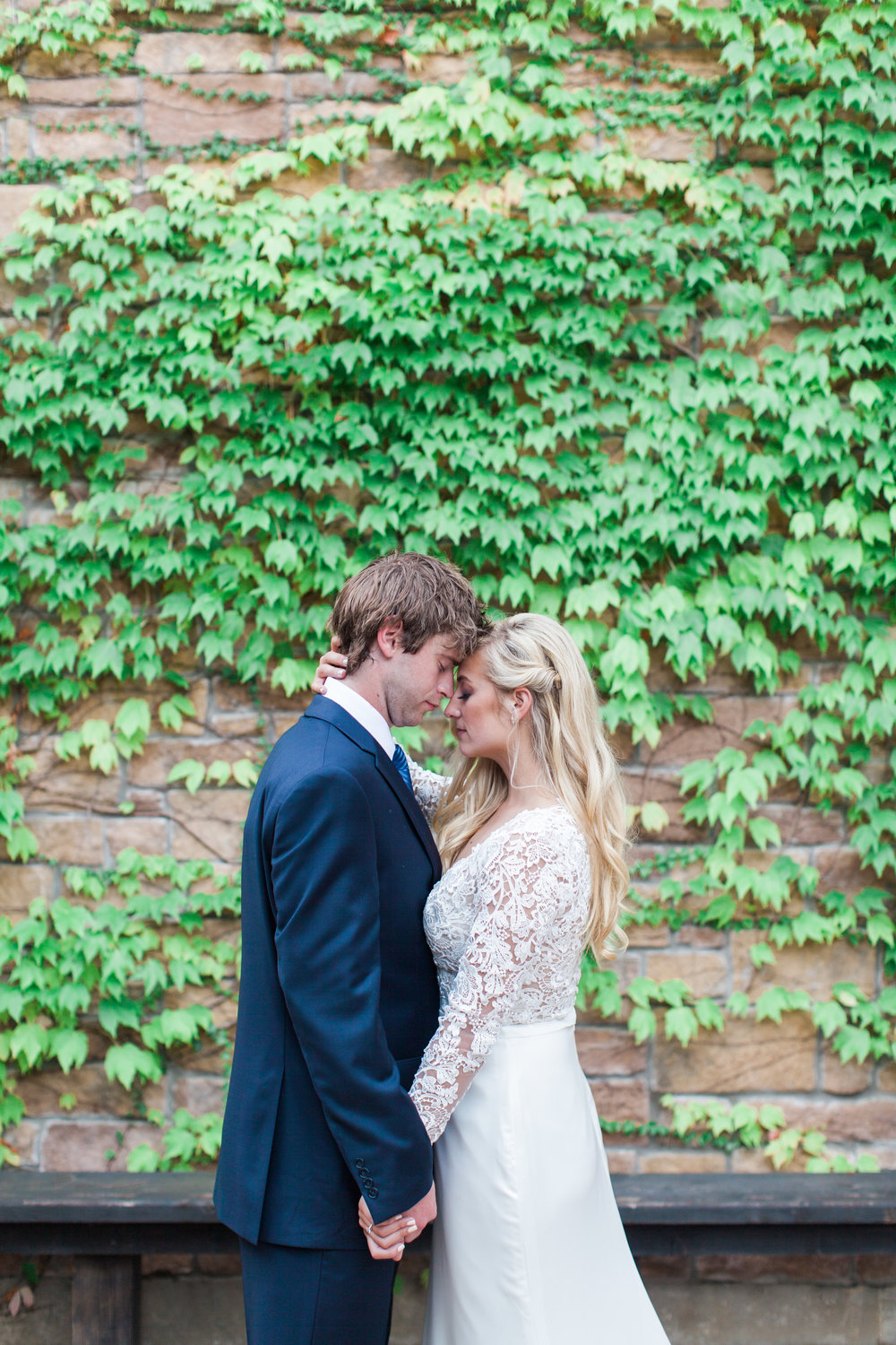 Organic, Greenery Wedding at Aristide with Jessica D'Onforio Photography