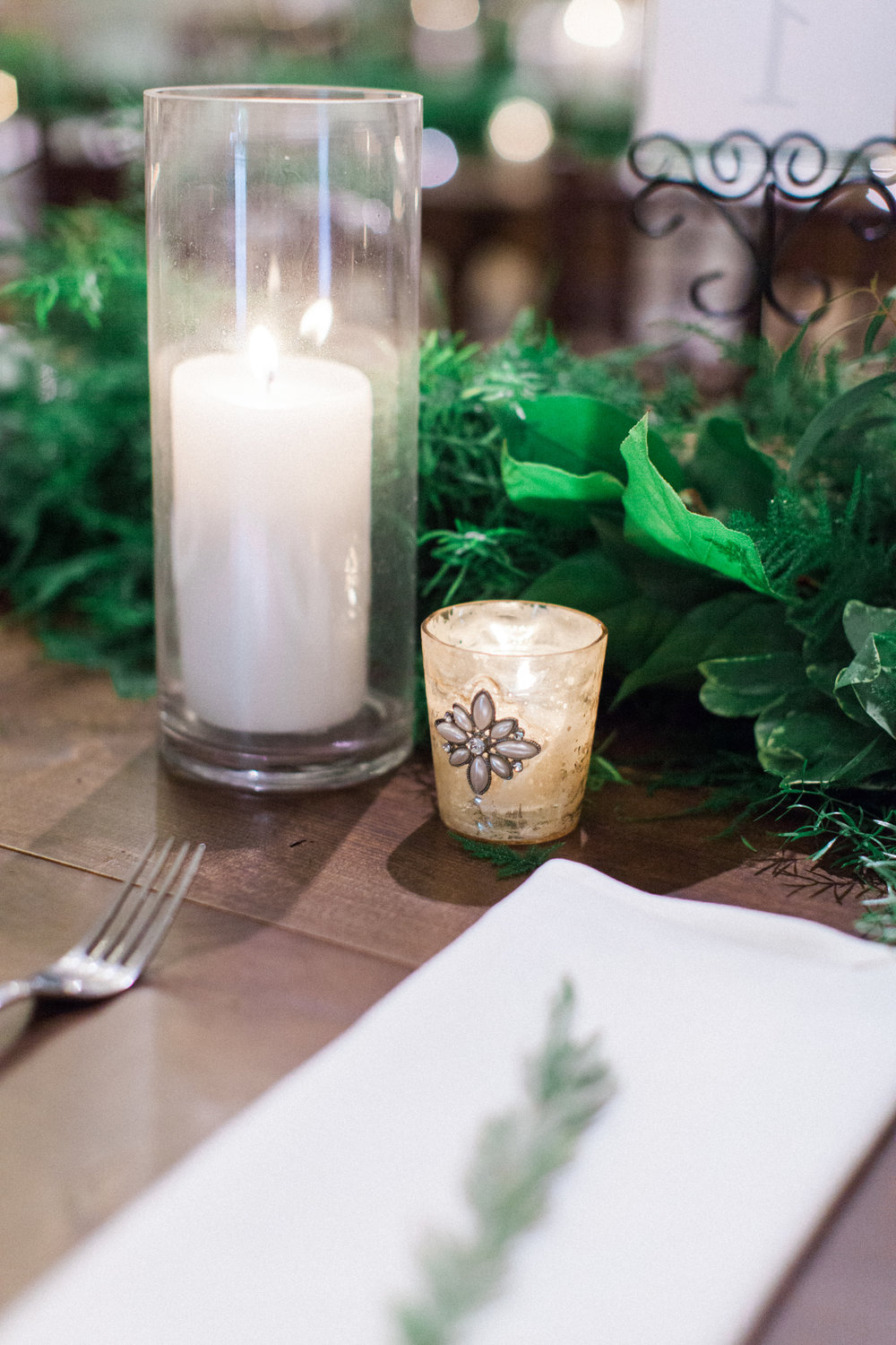 Organic, Greenery Wedding at Aristide with Jessica D'Onforio Photogrpahy