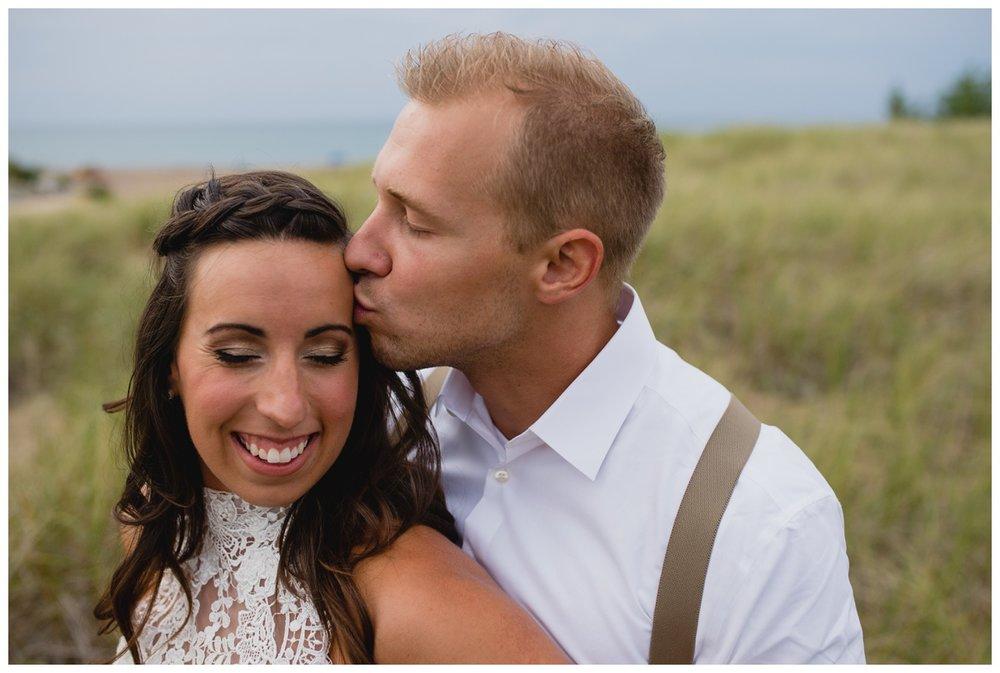 New Buffalo, Michigan Wedding