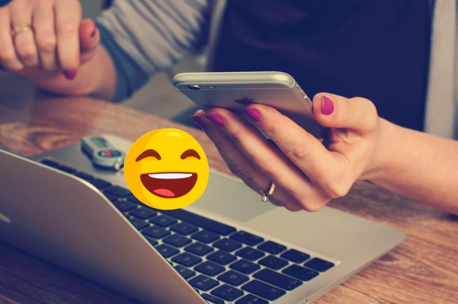 Emoji autosuggestions // UX design
