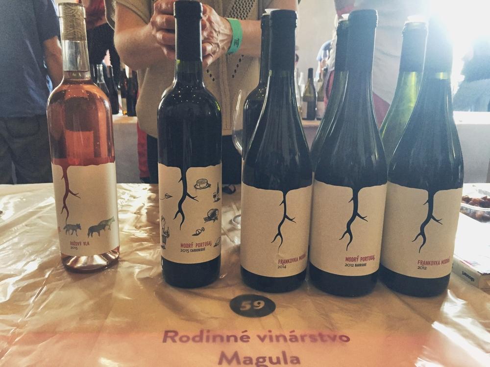 Magulovci, ktorí sa raz vínom budú aj živiť - o tom som presvedčená, kvalita hovorí za seba
