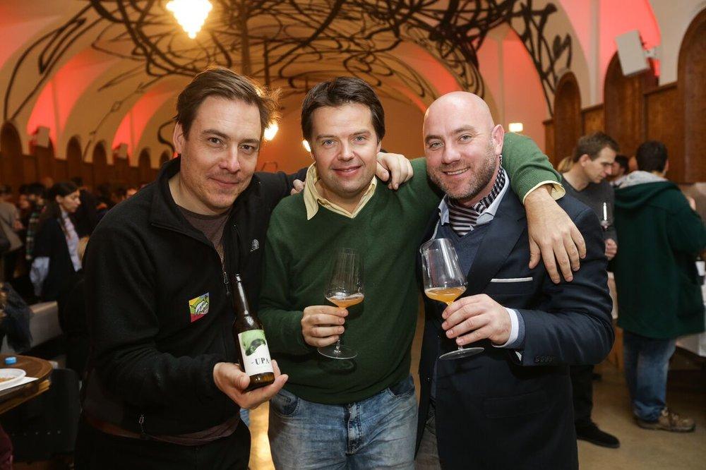 Marko, Niko and Primož