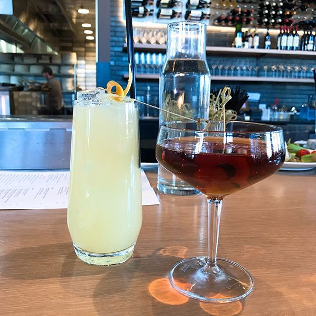 Happy Wednesday.  Where's your must stop for Happy Hour? . . . . . #Colorado #Denver #Foodie #Foodies #FoodBlogger #HappyHour #TheBinderyDenver #Cocktails