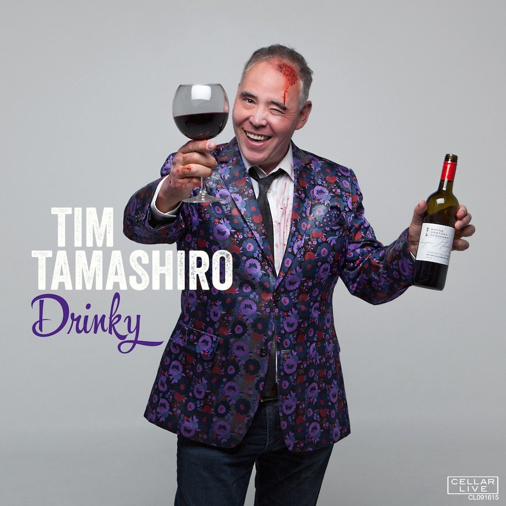 Tim Tamashiro - Drinky (E/M/Ma)
