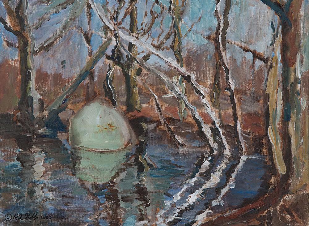 11 x14 Woodland Pool.jpg