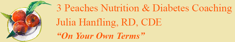 3 Peaches Nutrition and Diabetes Coaching