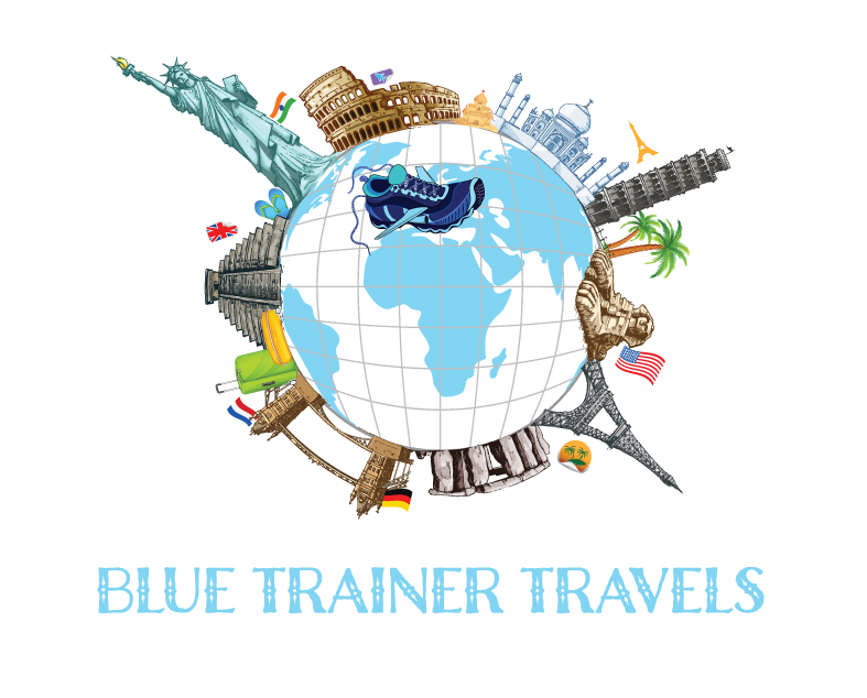 Blue Trainer Travels