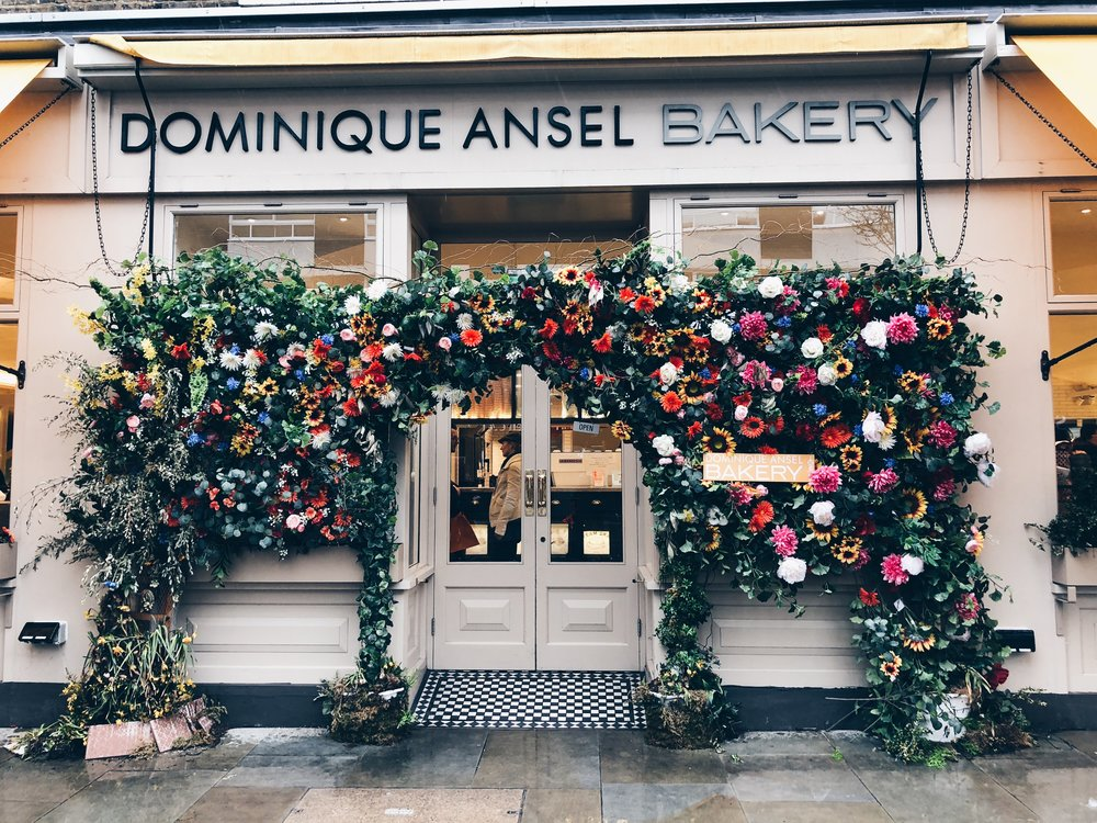 Dominique Ansel Bakery, London