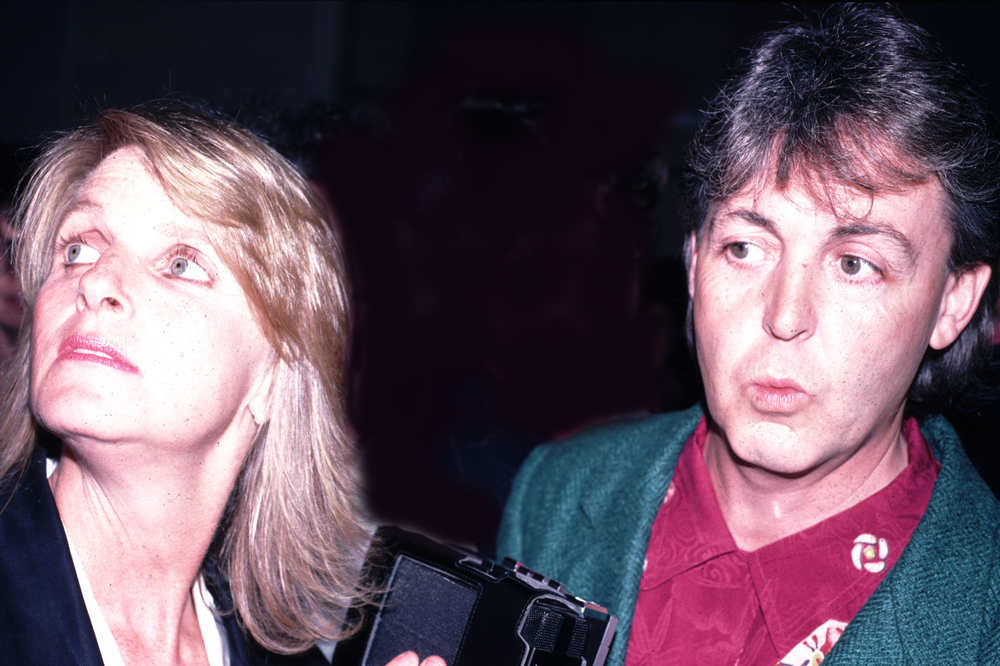 Linda & Paul McCartney, Abbey Road, London