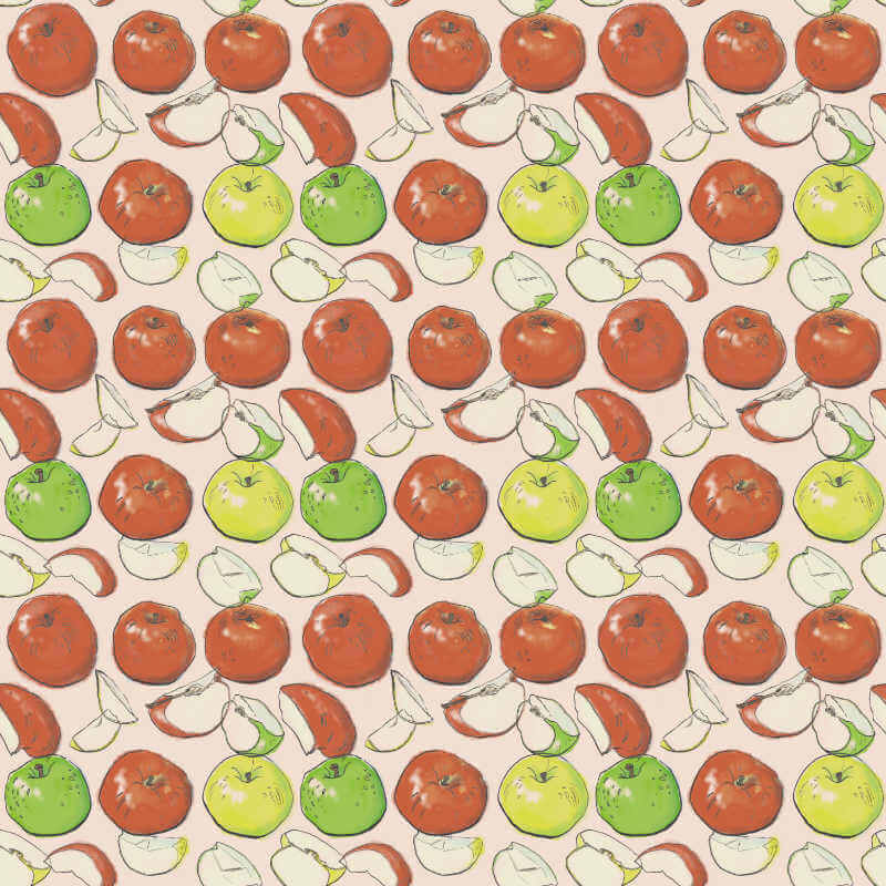 Apples - They travel well and don't require any prep. What's not to love? Day thirty-eight of my 2018 #100DayProject.