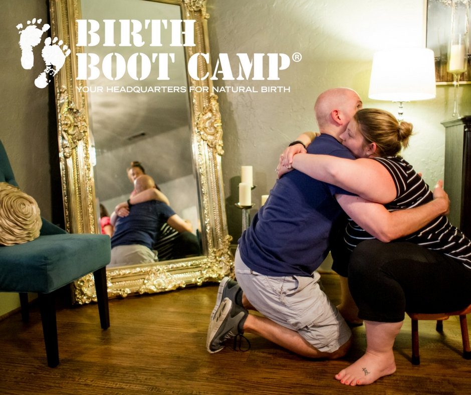 Fun birth Class in Denton County TX