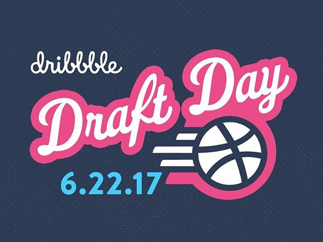 I've got a @dribbble invite available for the next 24hrs if anyone's interested! DM me a link to some of your best work and I'll choose by tonight. #dribbbleinvite #dribbble #draftday #design