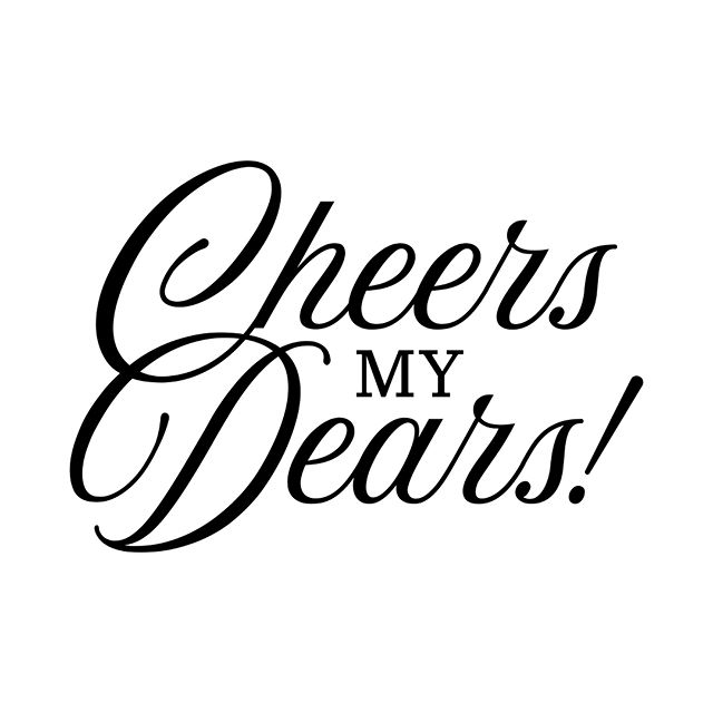 I recently rebranded my freelance side hustle... please give @cheersmydears_design a follow if you're interested in what I've been up to lately. 😊 I promise to give this profile more love soon though 😬... Thanks for the support!