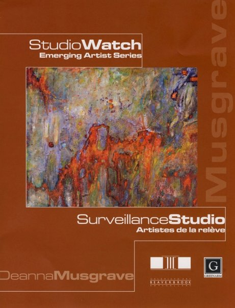 Studio Watch Exhibition Catalogue 2007