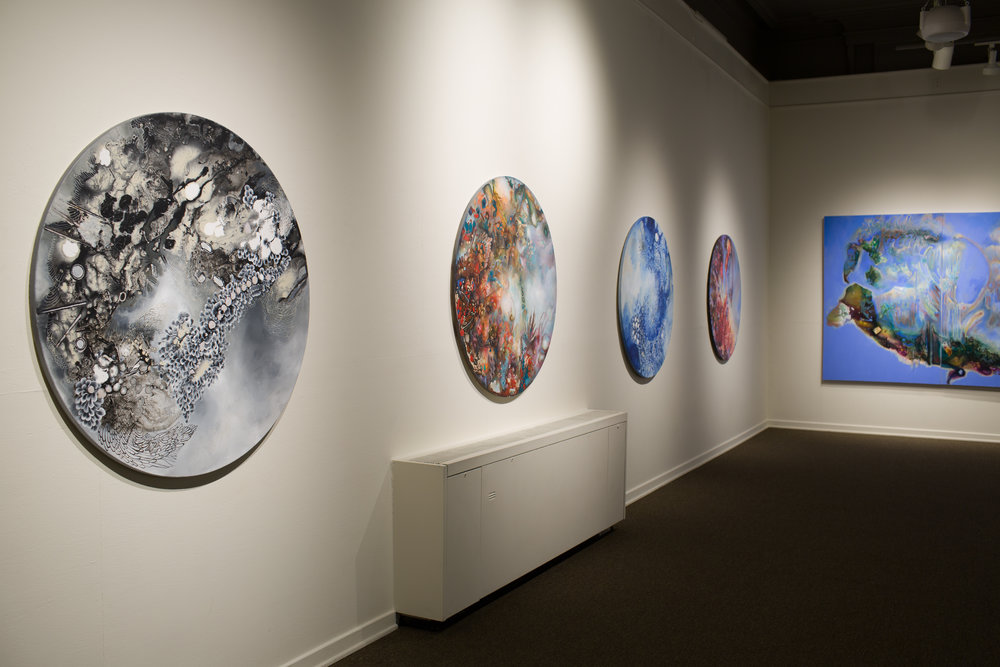 """Sirens"" Exhibition at the Saint John Arts Centre"
