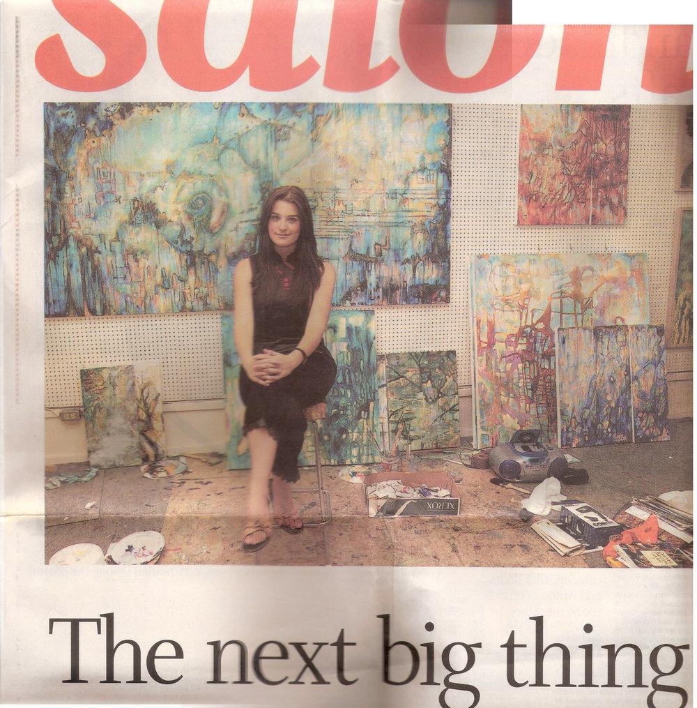 2007 -Karen Ruet - Telegraph Journal