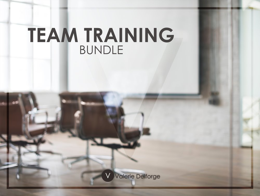 Team Training Bundle with Valerie Delforge