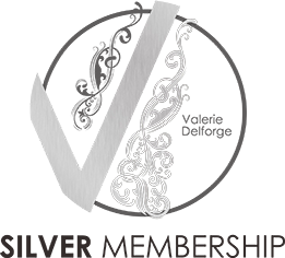 silver membership with Valerie Delforge
