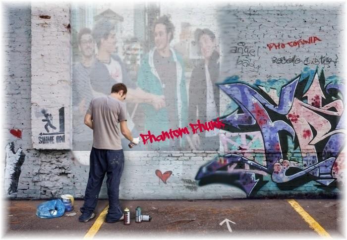 Phantom Phunk Grafitti