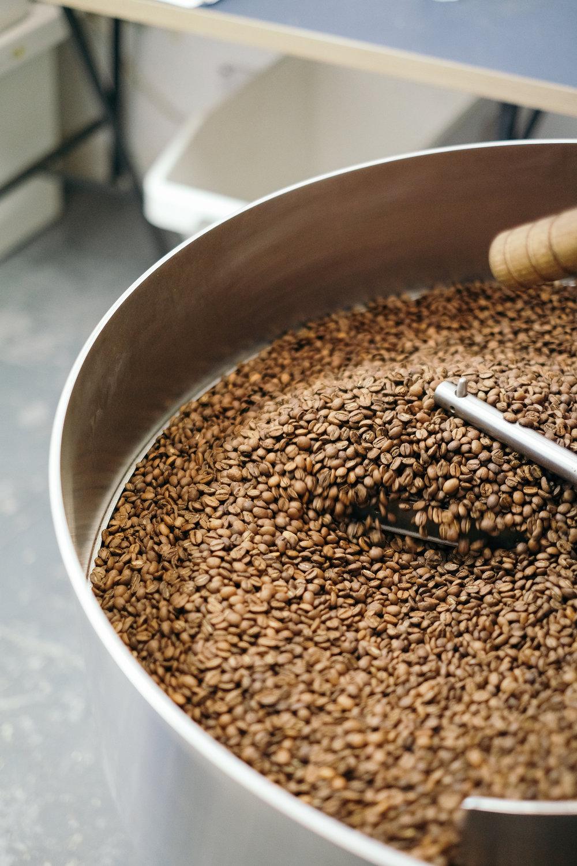 Edinburgh Coffee Roaster
