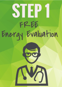 Our EHS experts will come to your home to assess how much energy your home uses inefficiently.