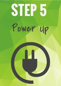Your energy saving products will be ready for use and to begin your energy savings!