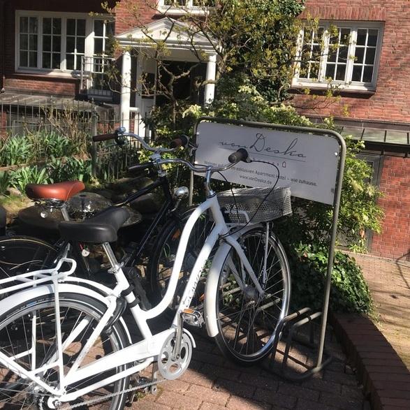 Die von Deska Miet-Fahrräder