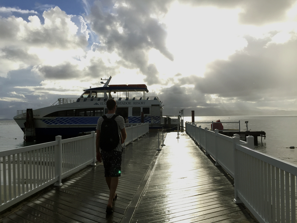 Ferry to Palomino Island