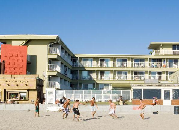 The Surfer Beach Motel