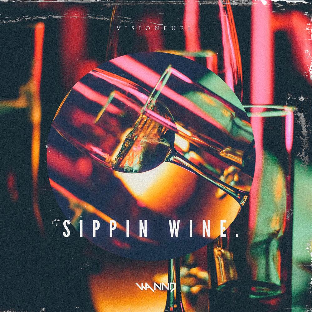 Sippin Wine vinyl art.jpg