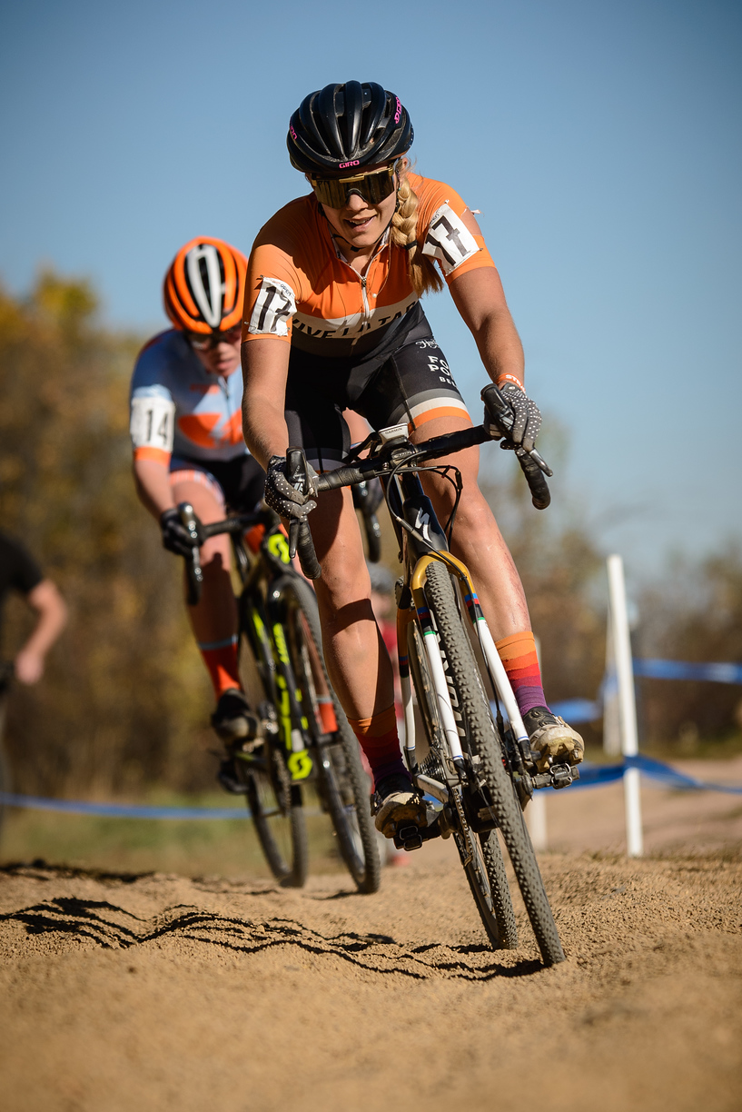 Caitlin Bernstein at US Open of CycloCross -