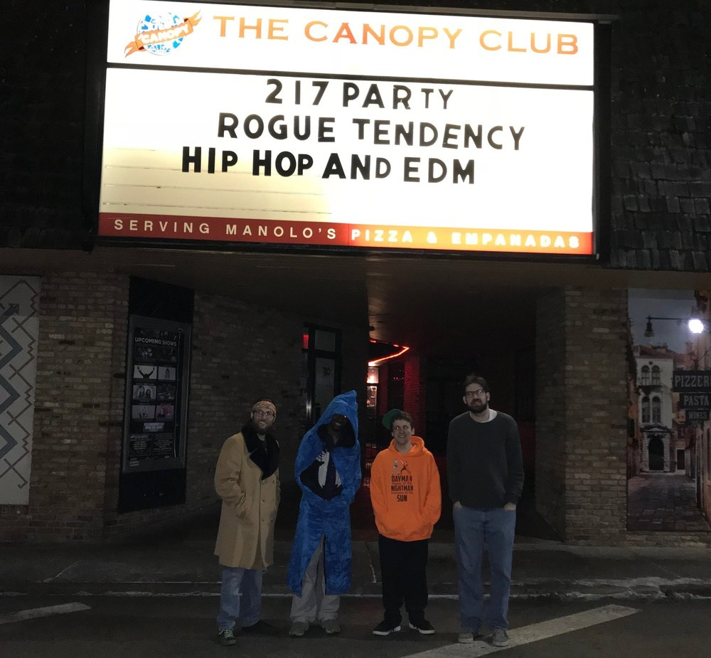 -Rogue Tendency's 217 Party Night February 10, 2018