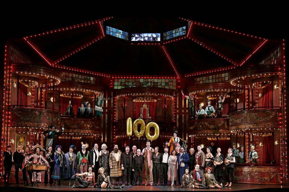 La Boheme - Opera Australia - 100th Performance - May 2016