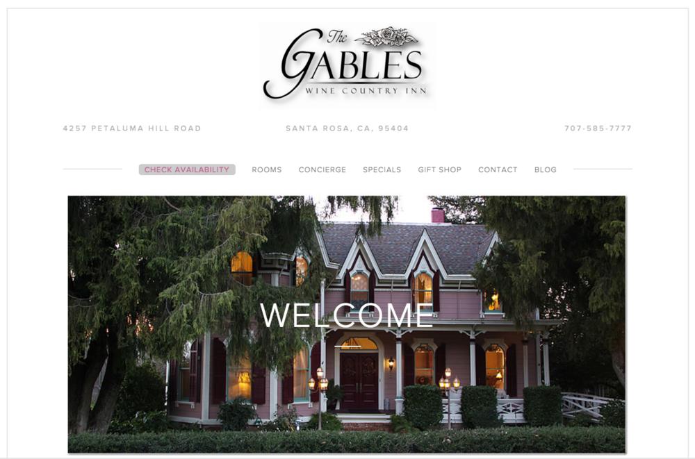 Post The Gables Wine Country Inn