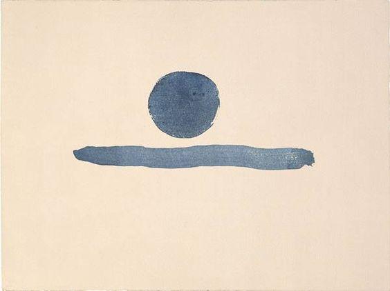 Georgia O'Keeffe - Untitled (1976)