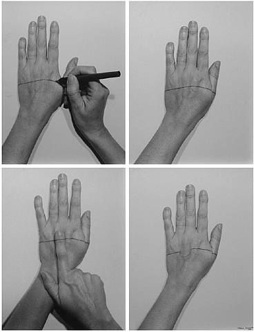 hands in motion - J. Hannah Journal