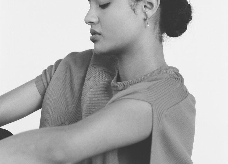 Lumen Long Earring