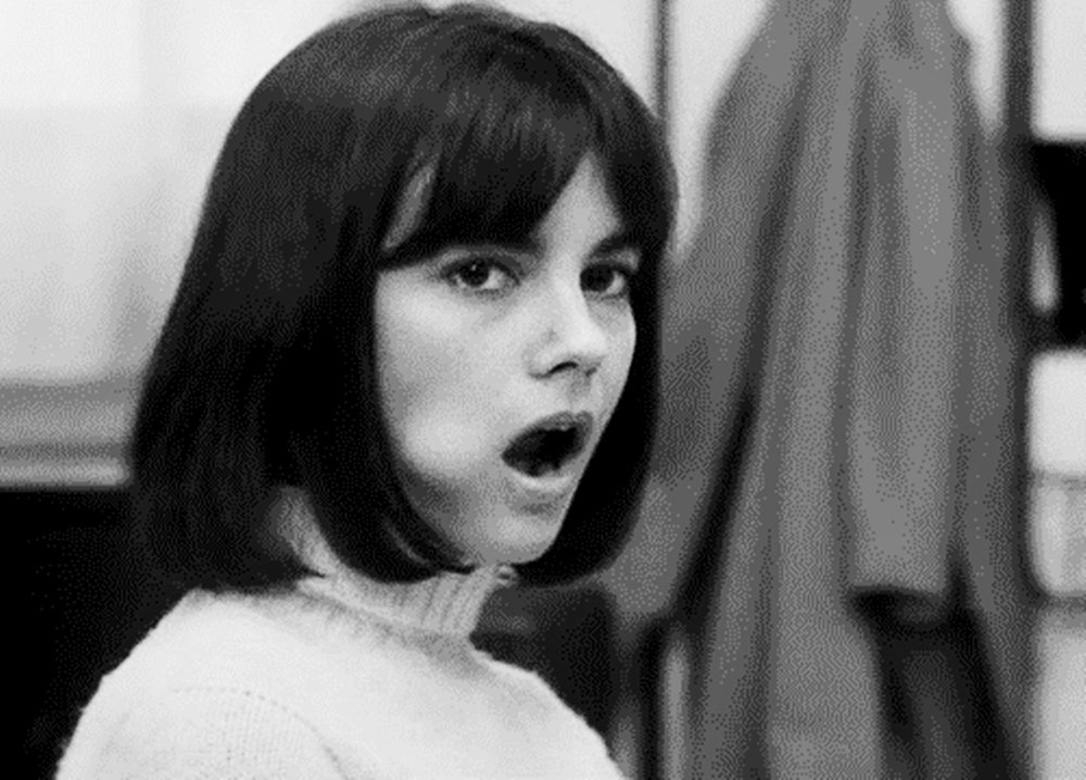 Chantal Goya in  Masculin Féminin