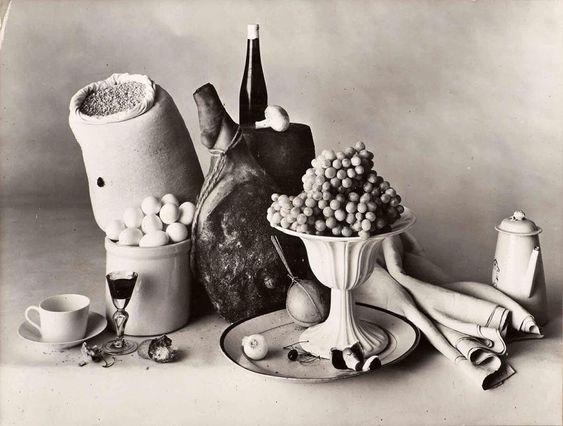 Still Life, New York City, 1947, Irving Penn