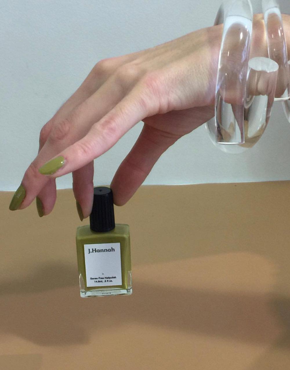 JH Eames polish, via @shoponeofafew on Instagram