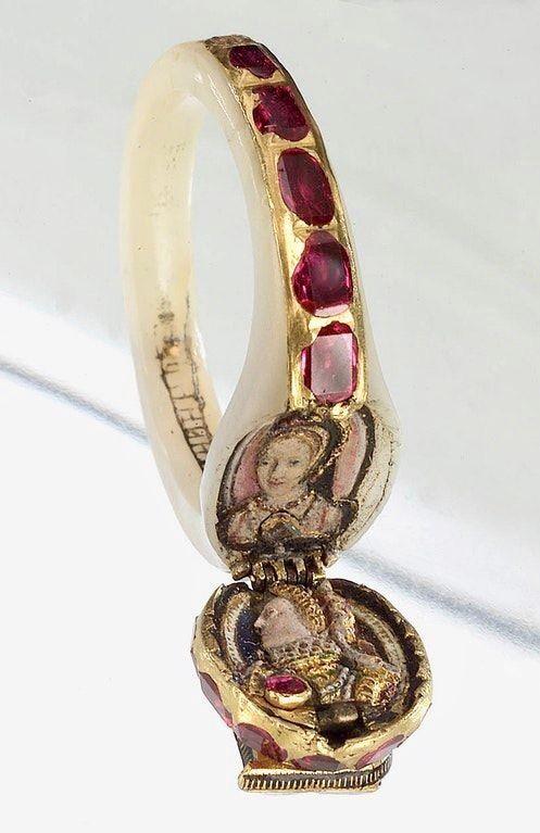 Elizabeth I's Ring
