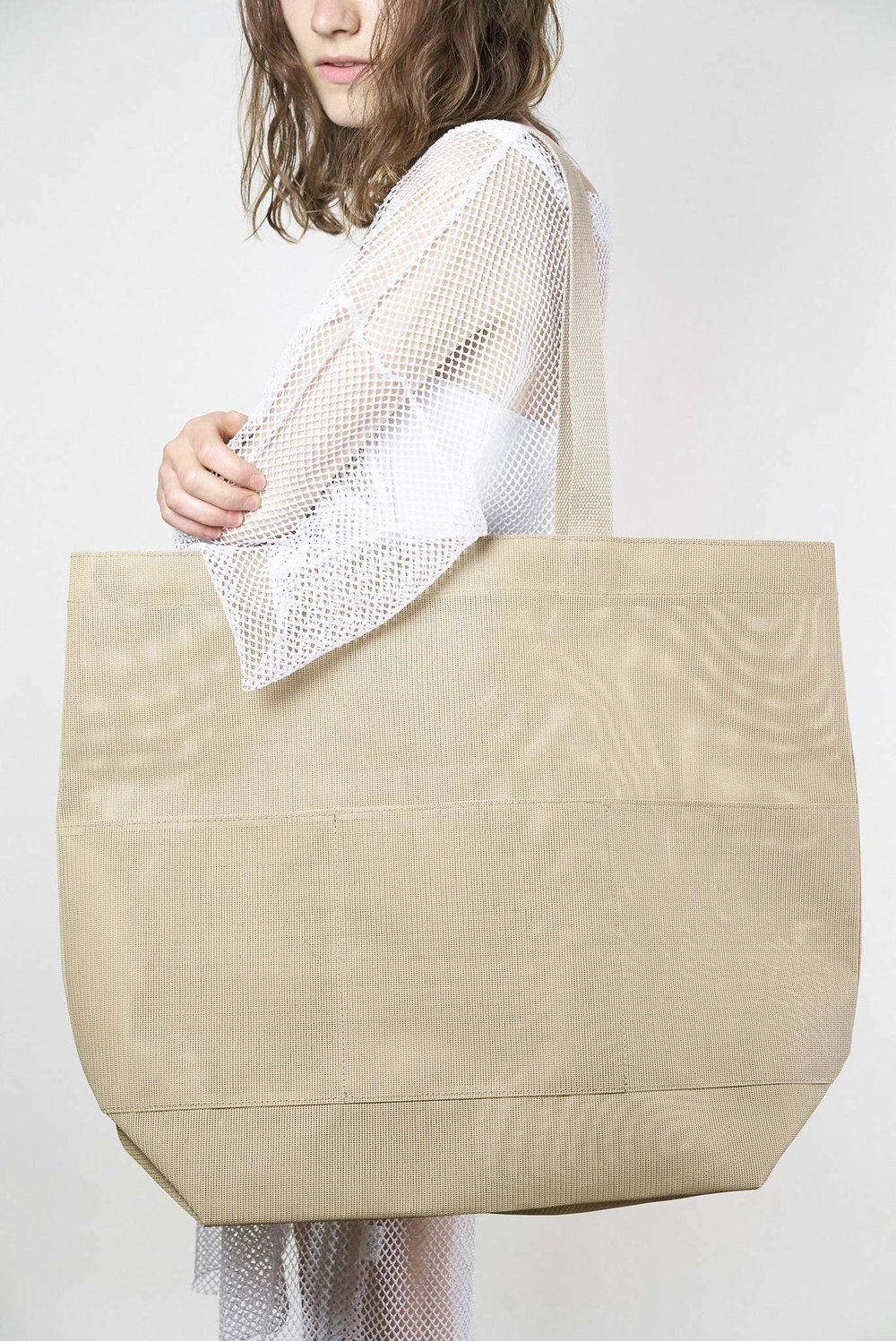 A utilitarian tote for traveling, hauling your laptop around, a trip to the beach…
