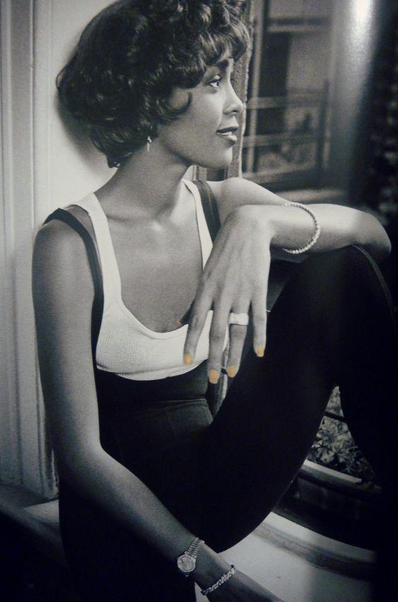 Whitney in Relic