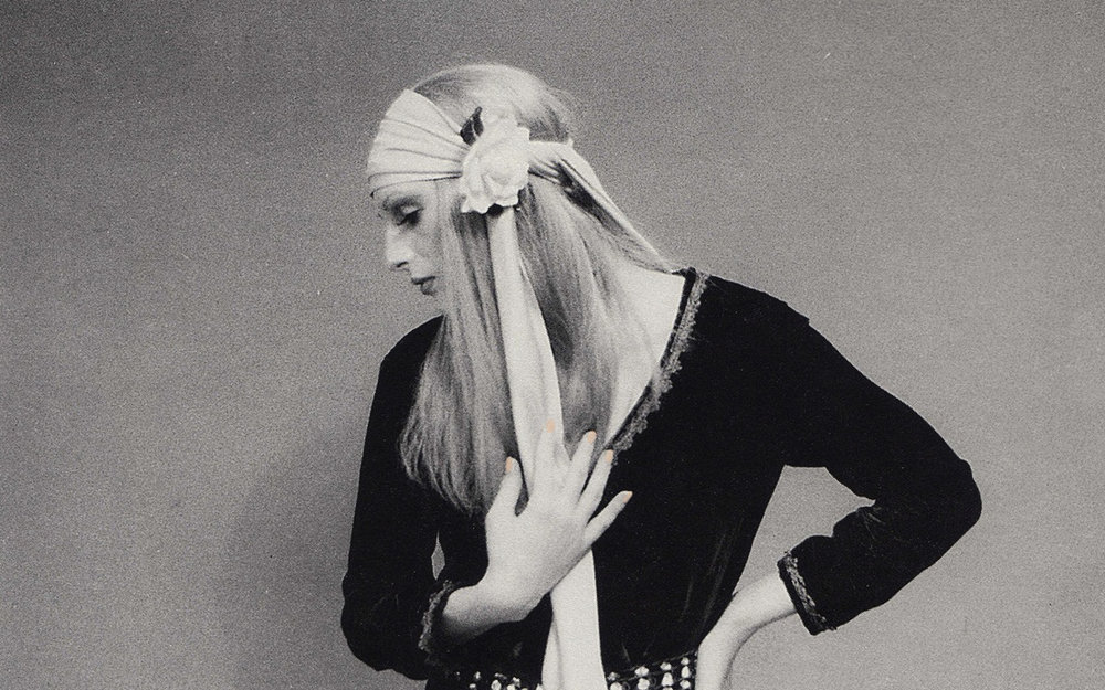 Candy Darling in Agnes