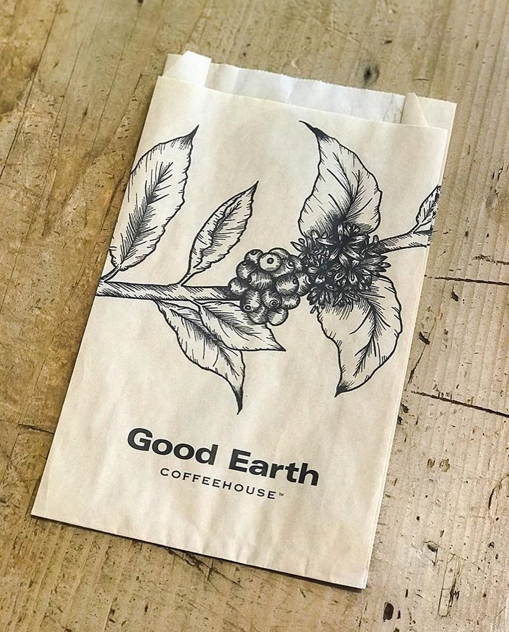 Good Earth - Brand and Product Illustrations[more coming soon]