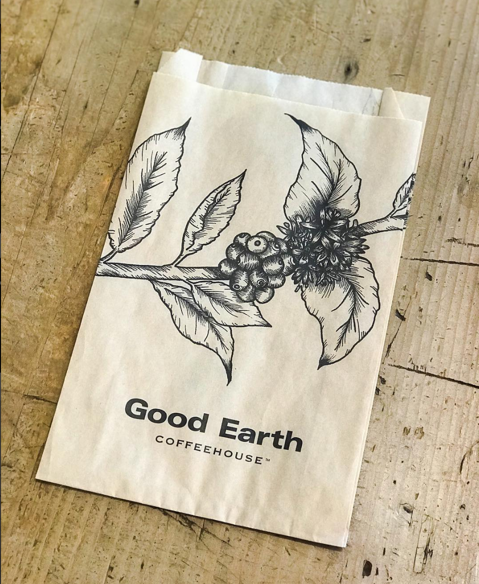© Good Earth Coffeehouse, 2018.